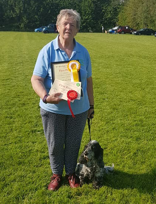 Rally Obedience Level 5 Dog Training